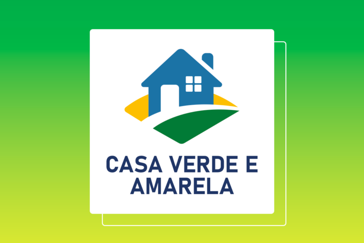 Logo Programa Casa Verde e Amarela